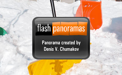 Flash Panorama Player