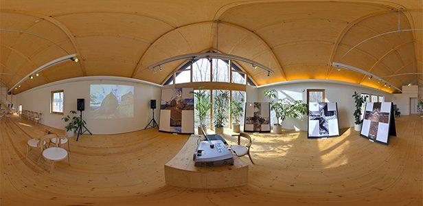 イコロの森の映像展「Voice」