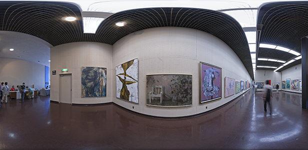 「春陽展」「国展」東京都美術館