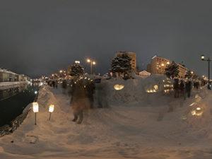 第9回 小樽雪あかりの路