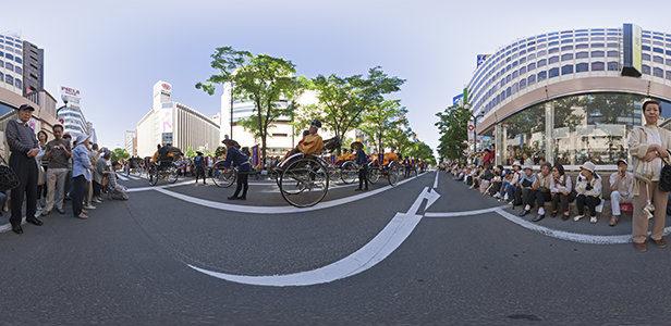 2007年 札幌まつり(北海道神宮例祭)