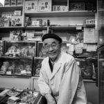 藤川菓子店 店主 久家亮寿さん