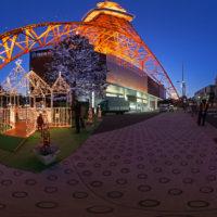 東京タワー・クリスマスイルミネーション