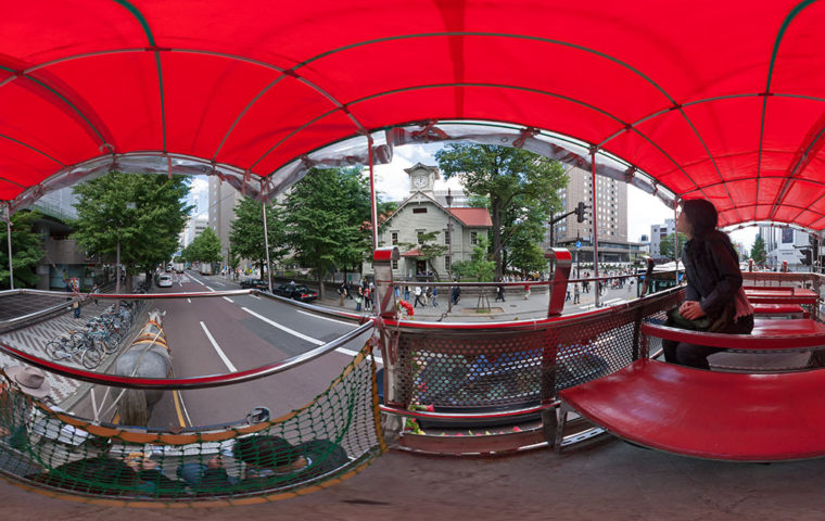 札幌観光幌馬車