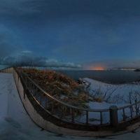 日和山灯台