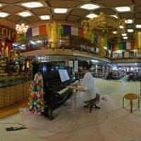 被爆ピアノの平和コンサート