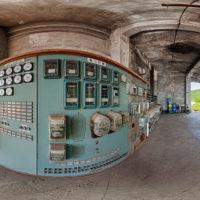 旧北炭清水沢火力発電所