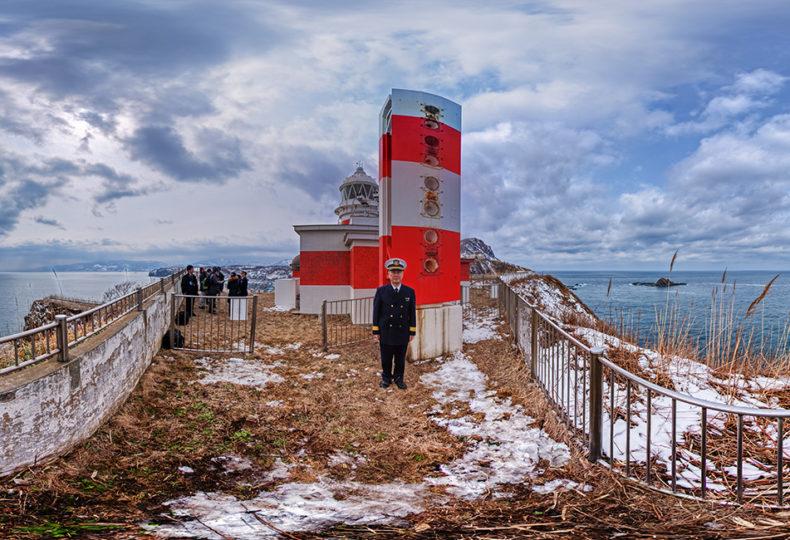 日和山灯台の霧笛