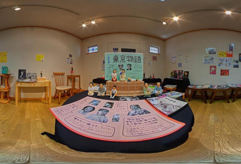 高山美香・ちまちま人形展「映画三昧」